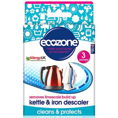 Ecozone Kessel- und Bügeleisen Entkalker