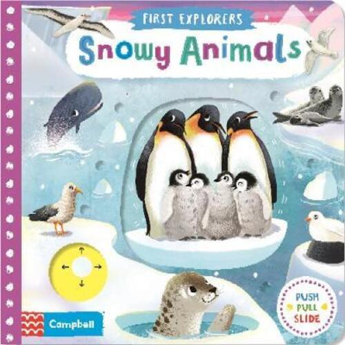 Snowy Animals by Campbell Books