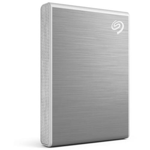 Seagate One Touch STKG500401 external solid state drive 500 GB Silver