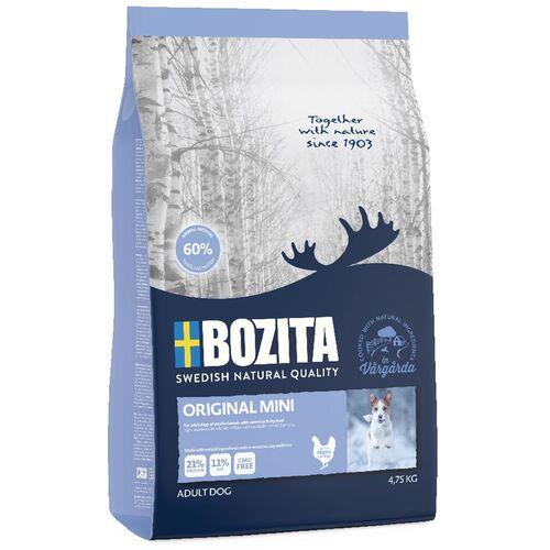 Bozita Original Mini - 3 x 4,75 kg