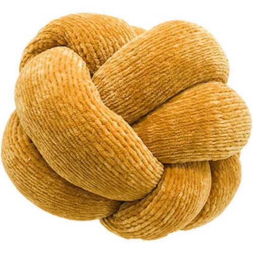 Velvet Knit Knot Pillows