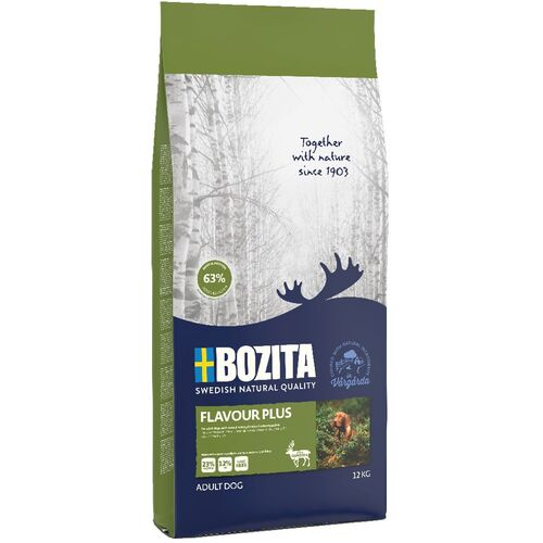 Bozita Flavour Plus - 2 x 12 kg