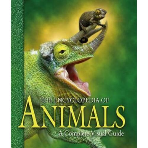 The Encyclopedia of Animals by Harry W. Greene