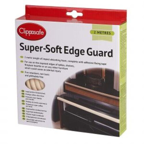 Clippasafe Super-Soft Edge Guard