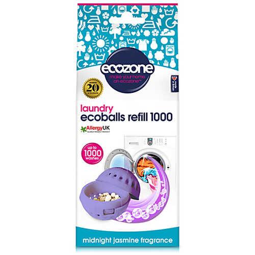 Ecozone Ecoballs Refills 1000 - Midnight Jasmine
