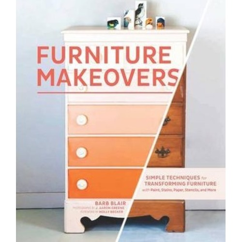 Furniture Makeovers by Barbara Blair