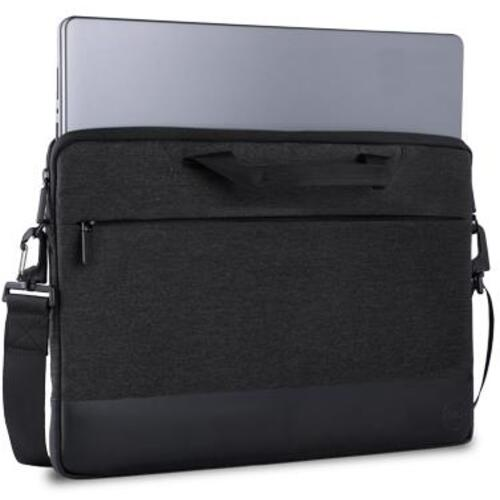 "DELL PF-SL-BK-4-17 notebook case 35.6 cm (14"") Sleeve case Black Gray"