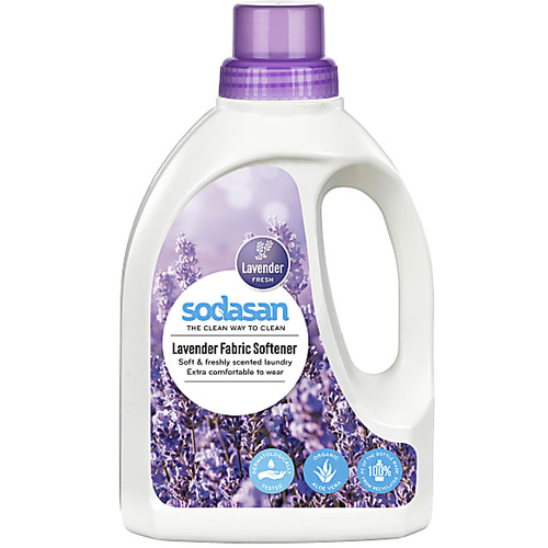 Sodasan Fabric Softener - Lavender 750ml