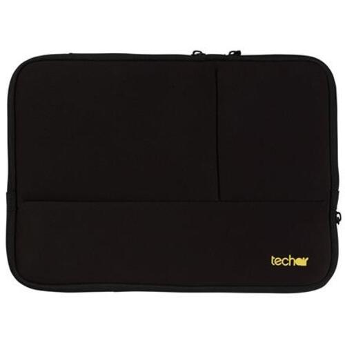 "Tech air TANZ0331V2 notebook case 39.6 cm (15.6"") Sleeve case Black"